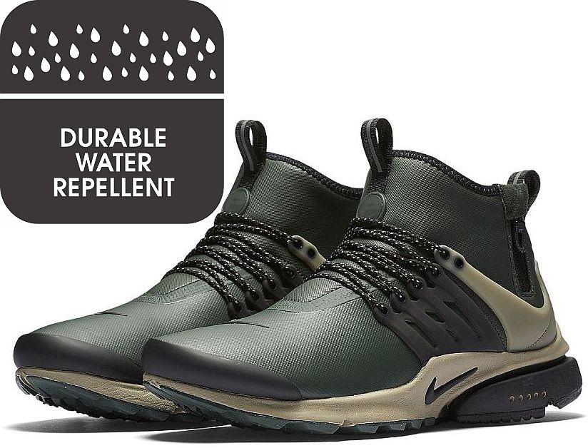 ZIMA Nike AIR PRESTO MID UTILITY, r 46 (30cm)