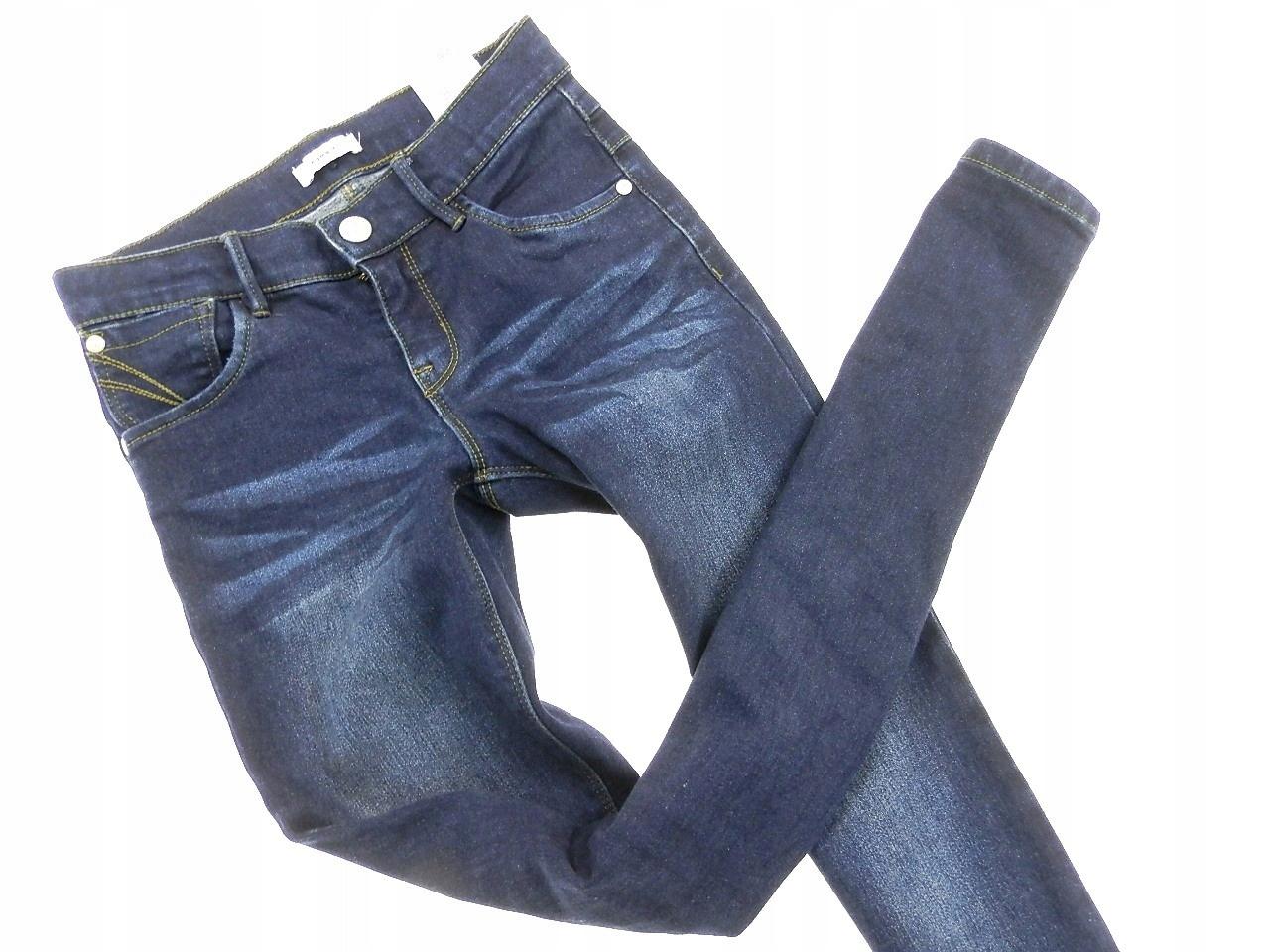 1e841a92469da3 name it spodnie miękki jeans rurki _ 146 - 7426607444 - oficjalne ...