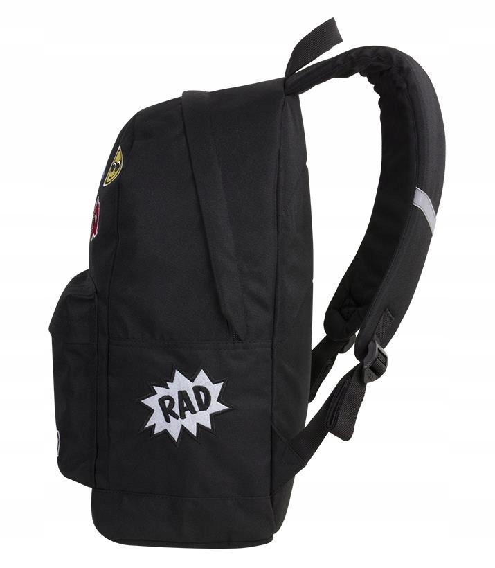 da4711798ff29 Plecak Coolpack Cross Badges Girls Black 93873CP - 7665874003 ...