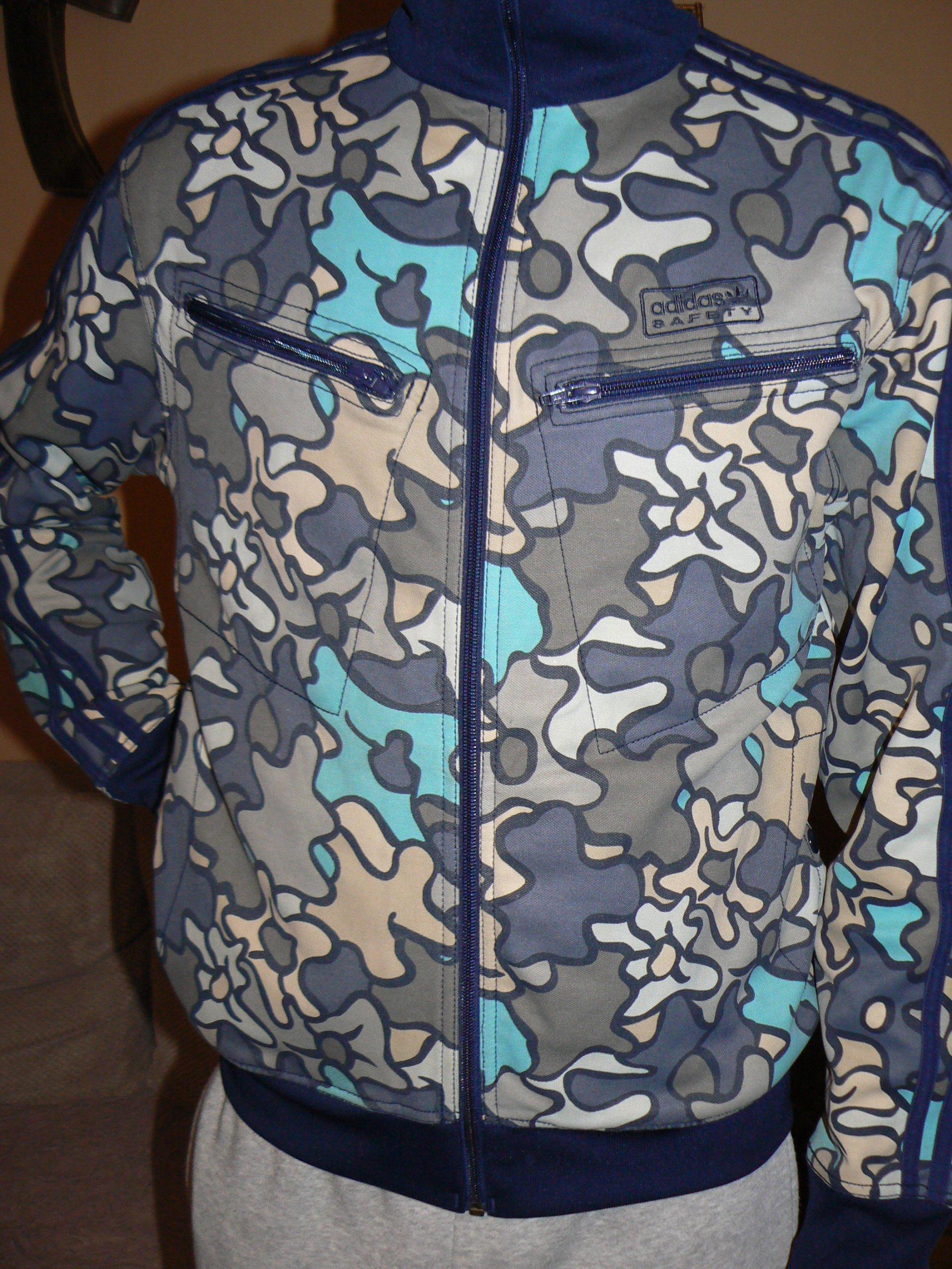 wykwintny design gorąca sprzedaż online wysoka moda bluza męska Adidas Safety moro oldschool M - 7133863194 ...