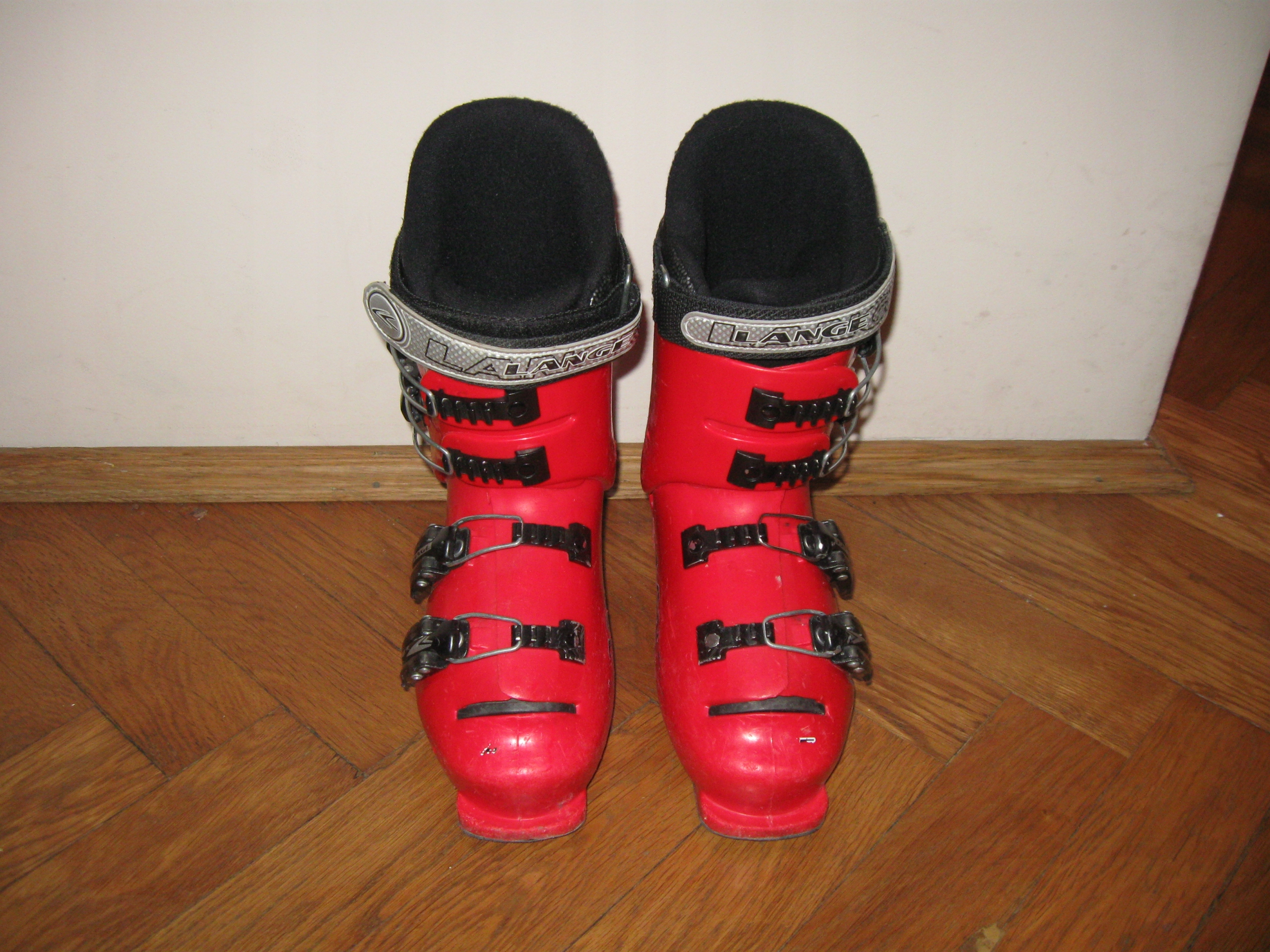 buty Lange Comp 60 TEAM rozmiar 22,5 Thermo Fit