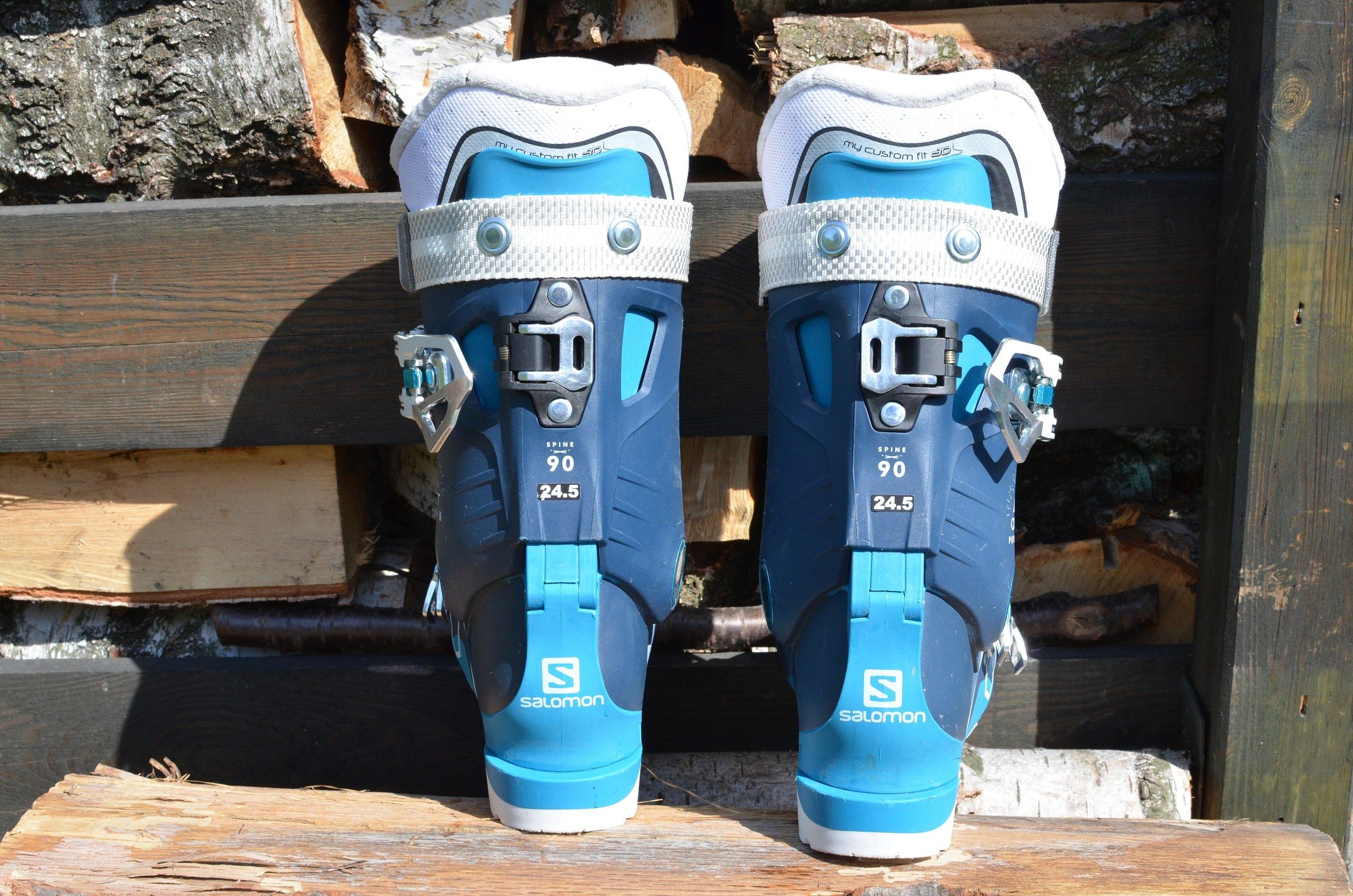 Buty Salomon QST Pro 90 skitur, freeride 7073351658