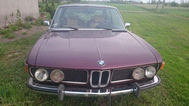 BMW E12 3,0 benzyna