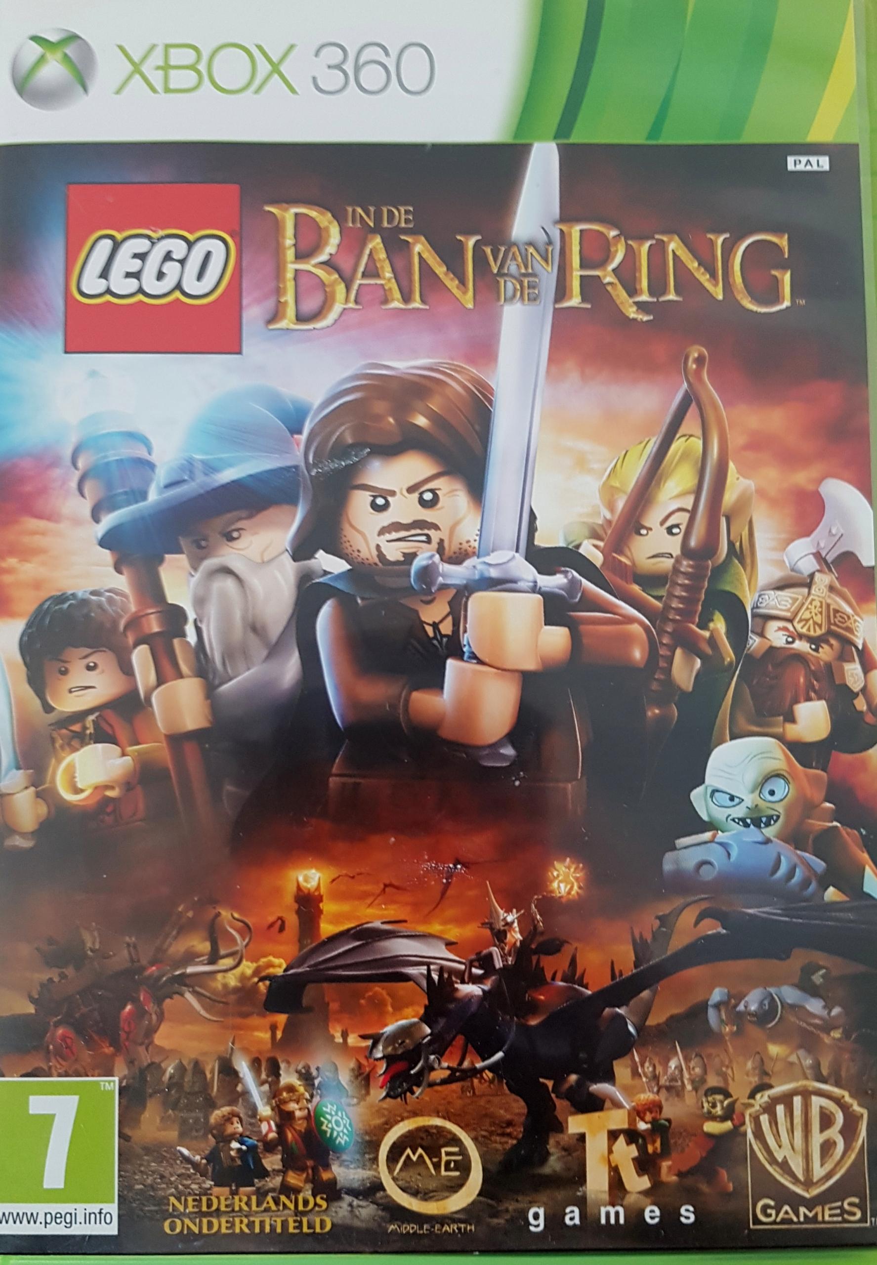 Lego Władca Pierścieni Napisy Pl Xbox 360 7571961764 Oficjalne