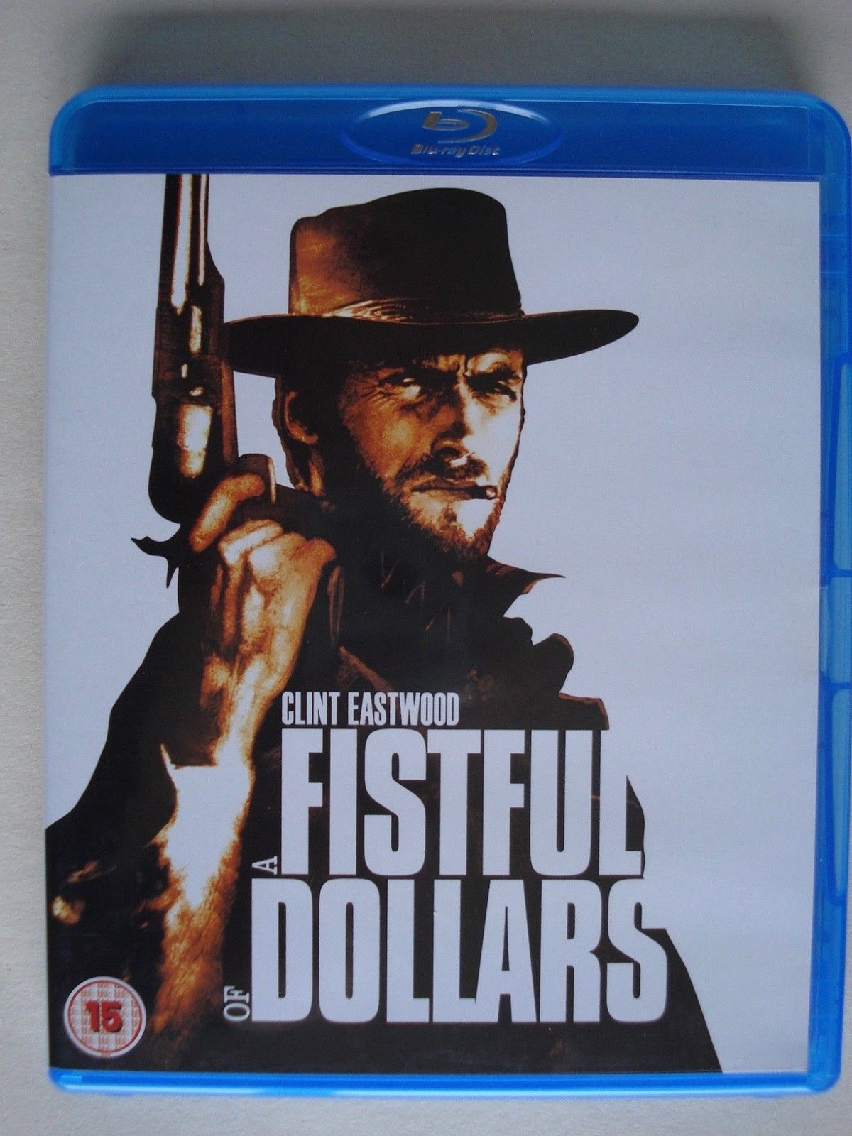 ZA GARSC DOLAROW BLU-RAY CLINT EASTWOOD