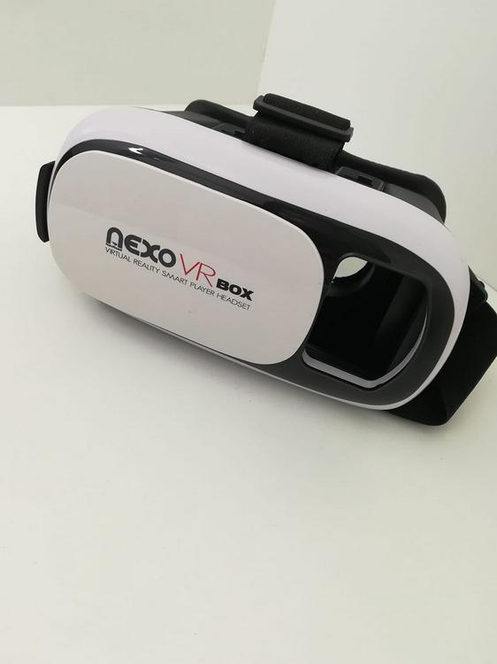 Okulary Nexo Vr Box 7240096723 Oficjalne Archiwum Allegro