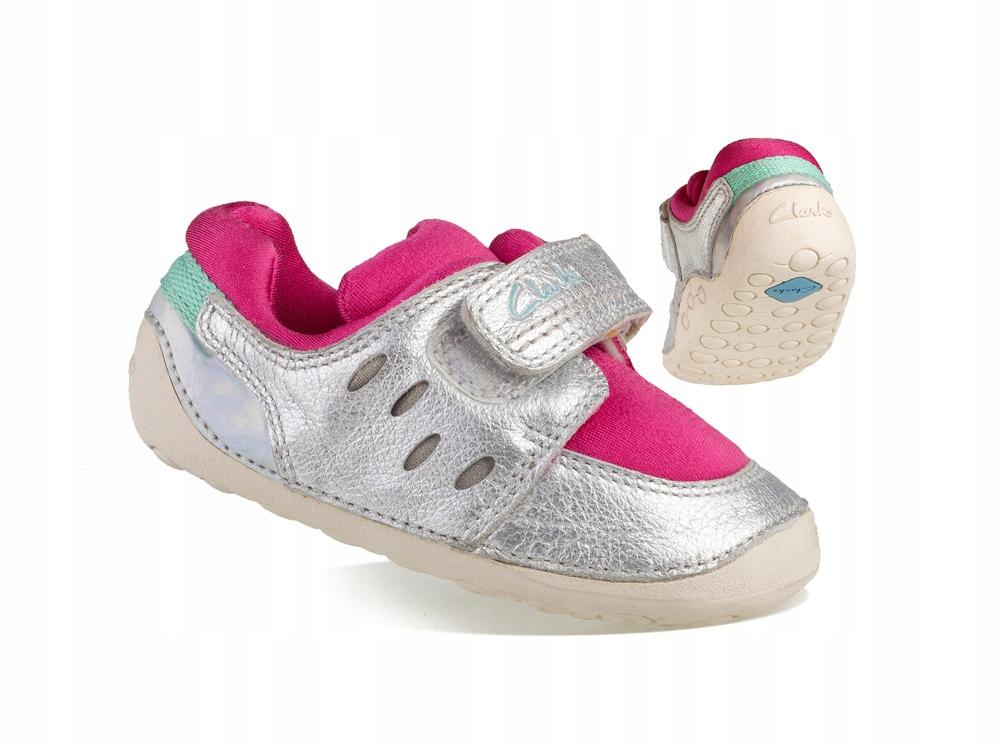 clearance prices beauty hot new products CLARKS buty dla niemowląt dla dzieci na rzepy 18,5 ...
