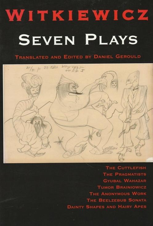 Witkiewicz Seven Plays /SRL