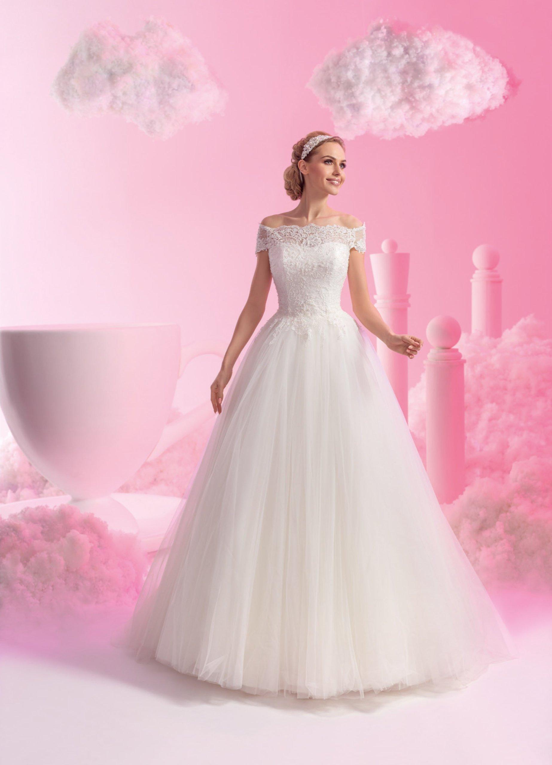 943699f5bc Śliczna suknia ślubna Elizabeth Konin - 7486003500 - oficjalne ...