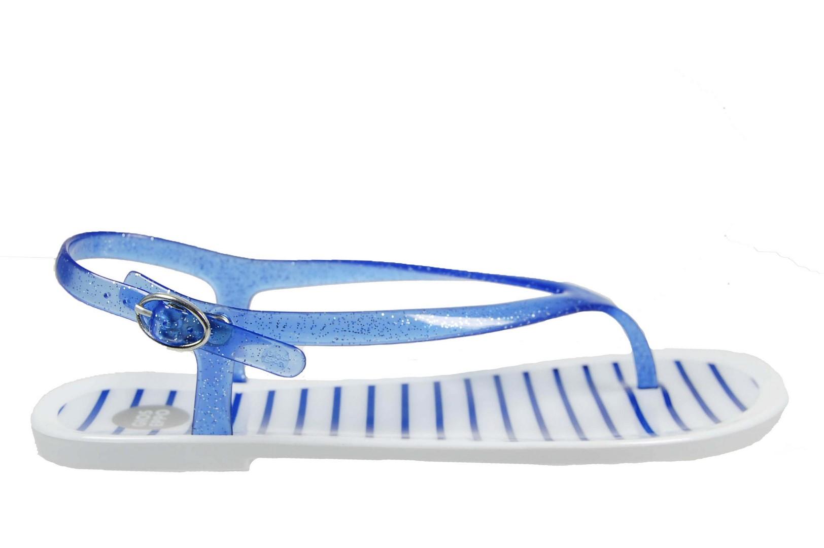 565afcafaecc GIOSEPPO 31438 SASSARI - sandały niebieskie 39 - 6873466744 ...