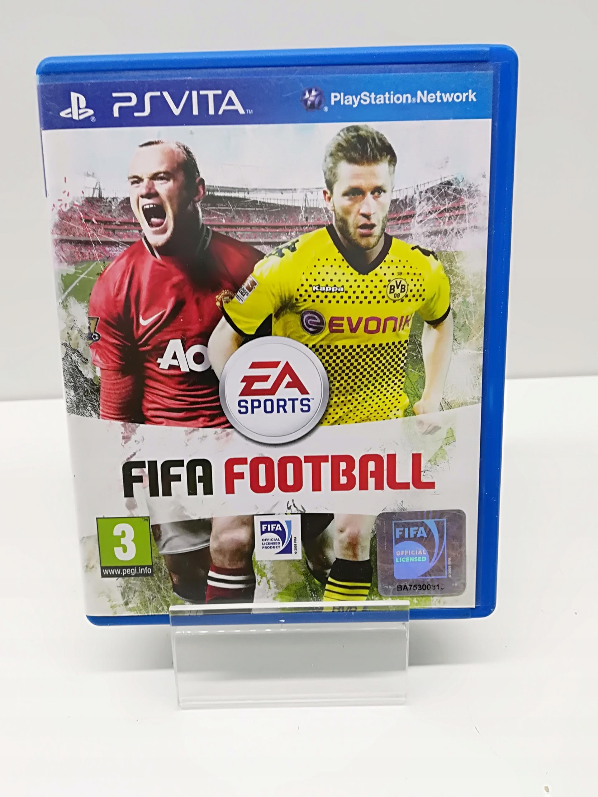 PSVITA FIFA FOOTBALL PL! OKAZJA! 43925Z