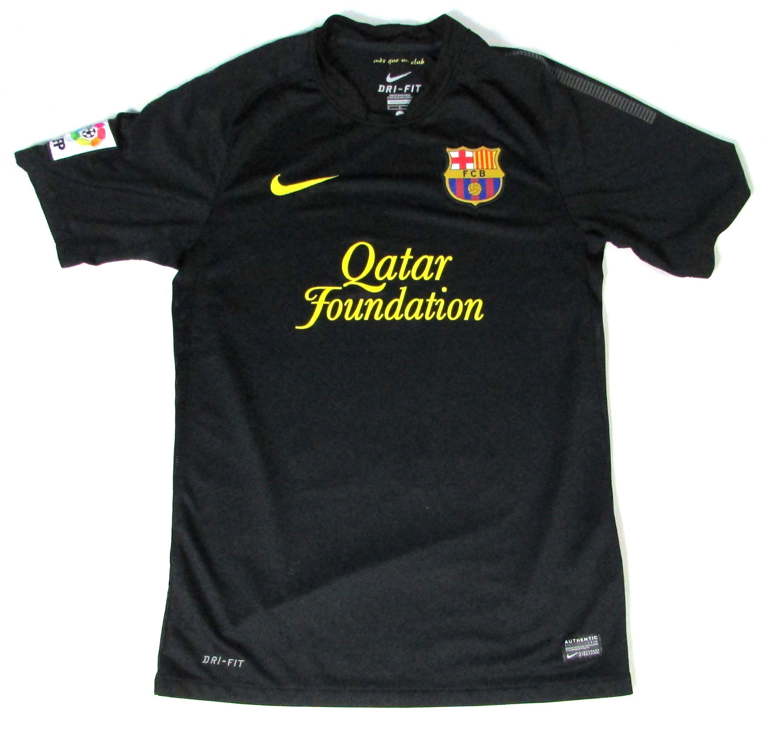 346305e6e FC BARCELONA__S__Oficjalna koszulka__2011/12_IDEAŁ - 7254842883 ...
