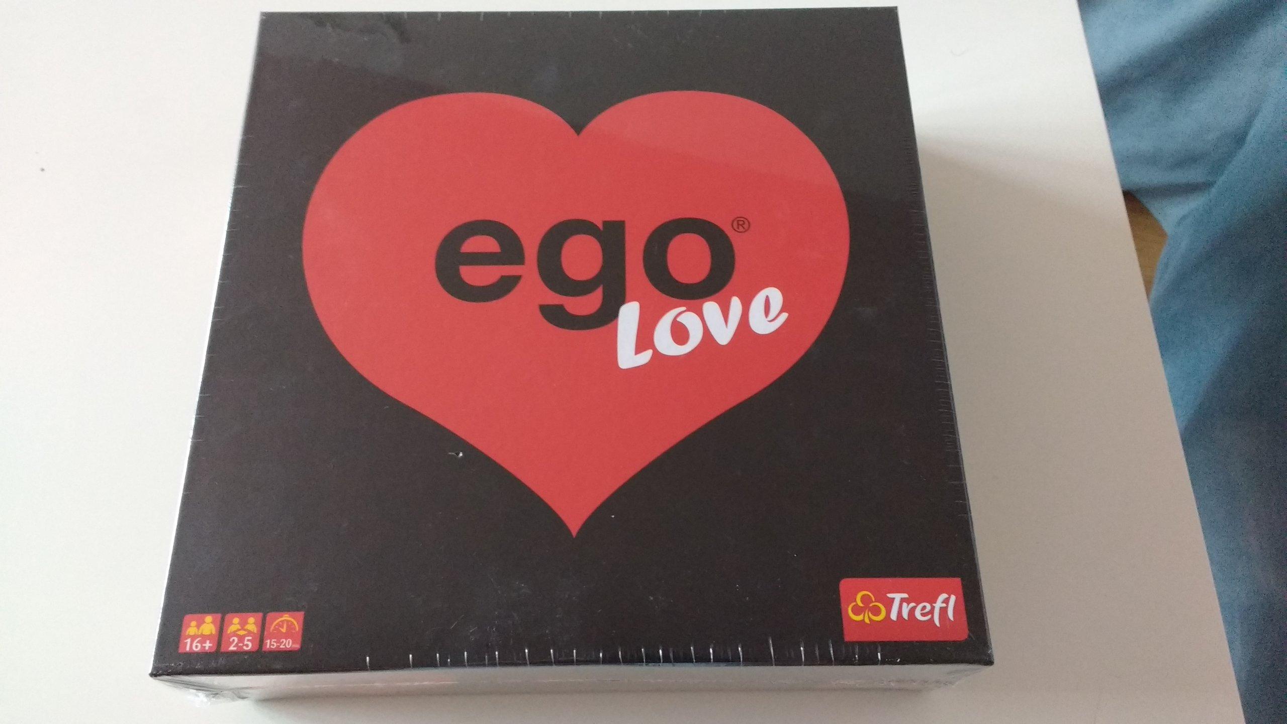 Gra Dla Par Ego Love Trefl Nowa Walentynki 7167692169