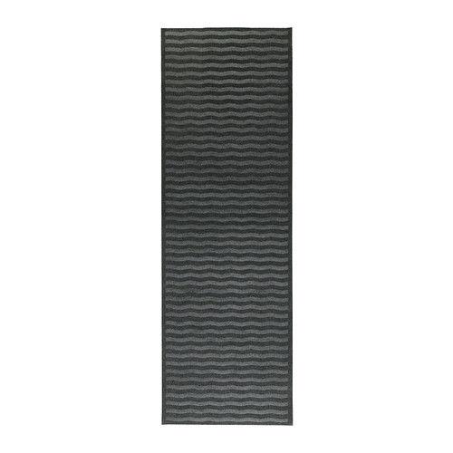 Ikea Lynas Dywan Chodnik Szary 198 X 65 Cm 7004748377