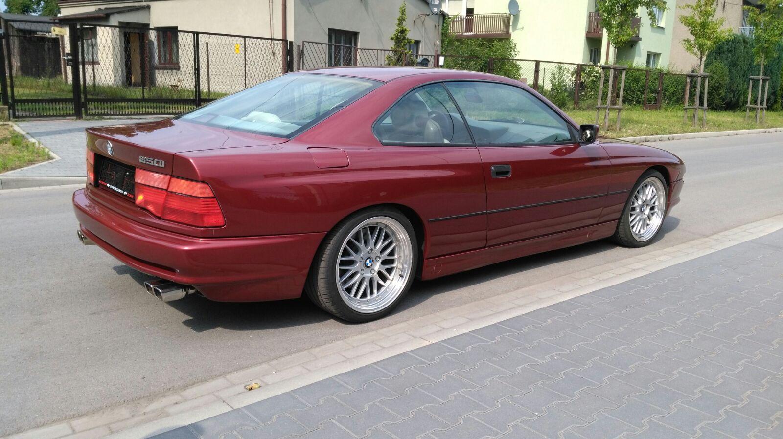 BMW 8 E31 850i 90000