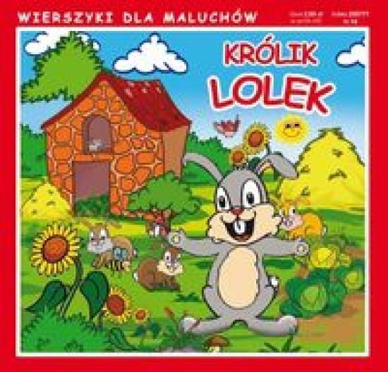 Wierszyki Królik Lolek Krystian Pruchnicki 7317913013