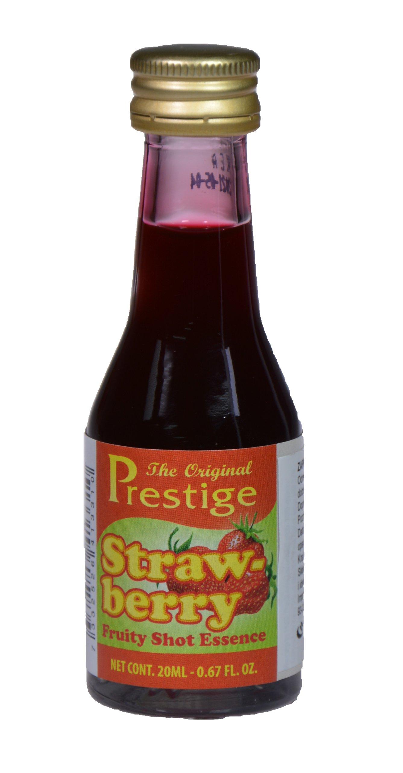 Zaprawka do alkoholu PRESTIGE STRAWBERRY FRUITY SH