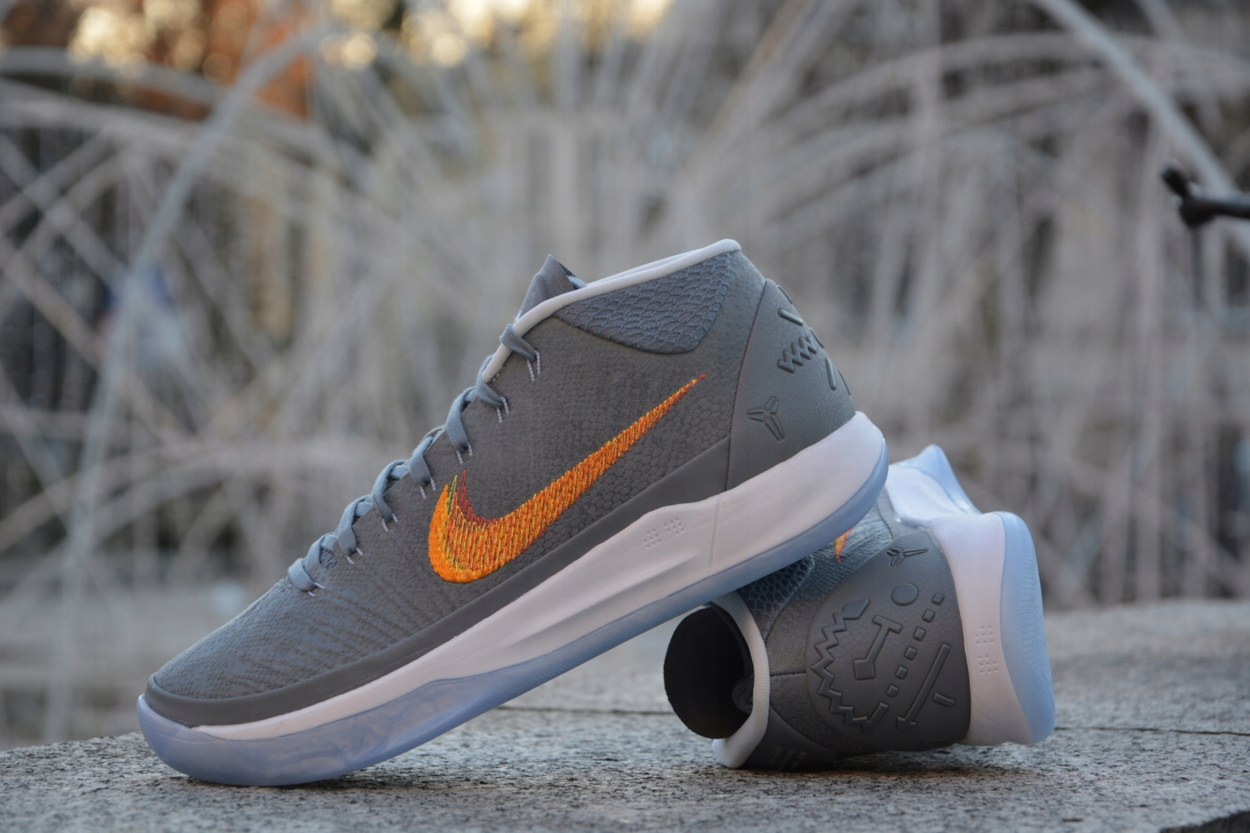 Buty do koszykówki Nike Kobe A.D. Mid rozmiar 42