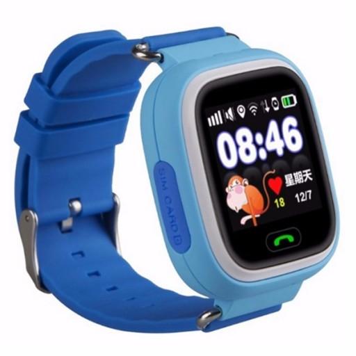 ed89e0a7ed1f Smartwatch dla dziecka lokalizator gps Q90 - 7099668798 - oficjalne  archiwum allegro