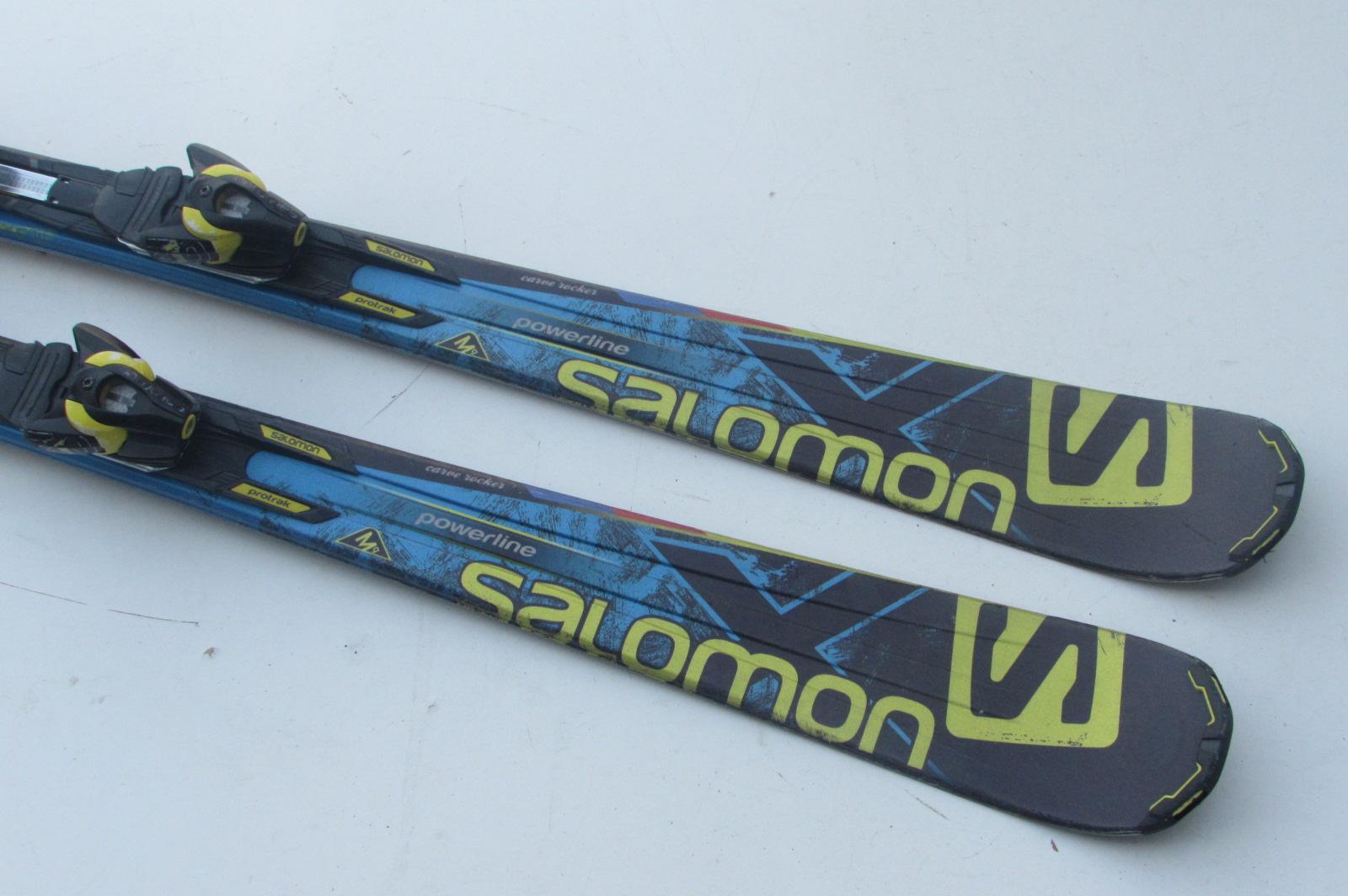 Narty SALOMON X KART carve rocker 162 cm (nr18) 7284282097