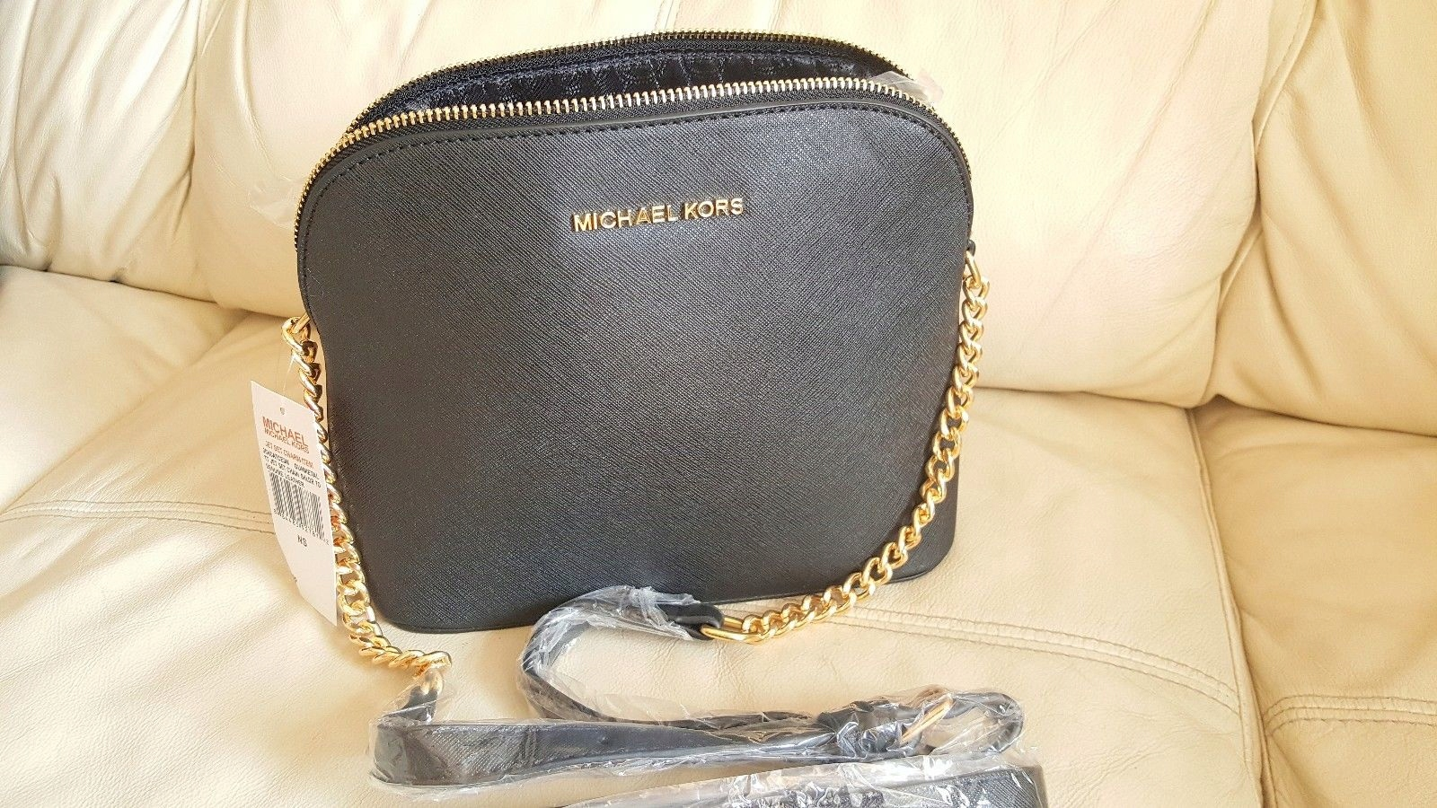 37007a32f9a0e MICHAEL KORS torebka JET SET LARGE CROSSBODY - 7678967596 ...