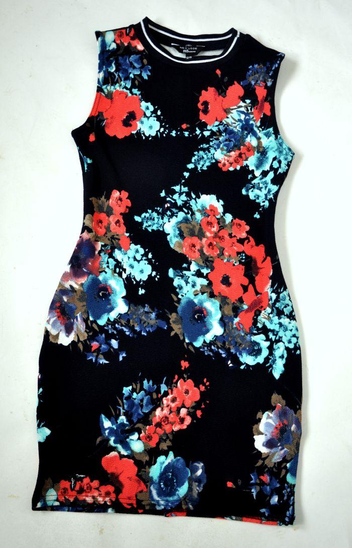 4f0f6b423a NEW LOOK Sukienka 12-13lat 152-158cm Ołówkowa CUDO - 7143023935 ...