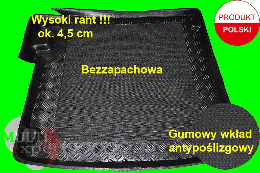 Audi A4 B6 B7 Kombi Mata Bagażnika Wkład Dywanik 6409172873