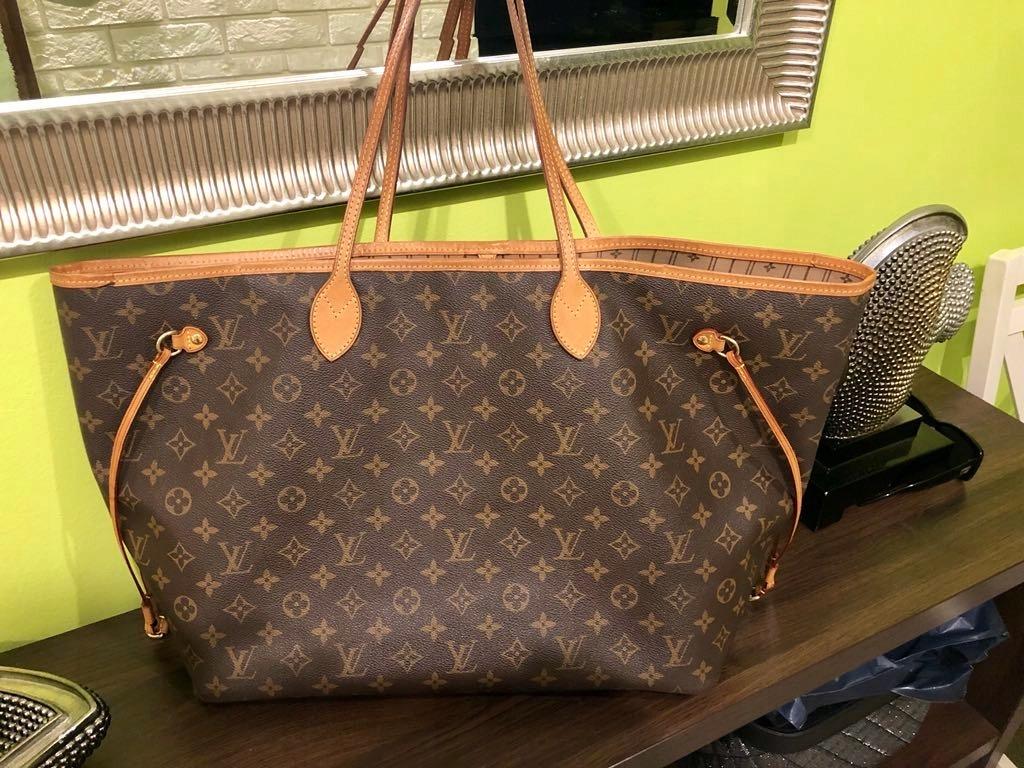 408bea0e17f09 Louis Vuitton Neverfull rachunek licytacja od 499! - 7562614667 ...