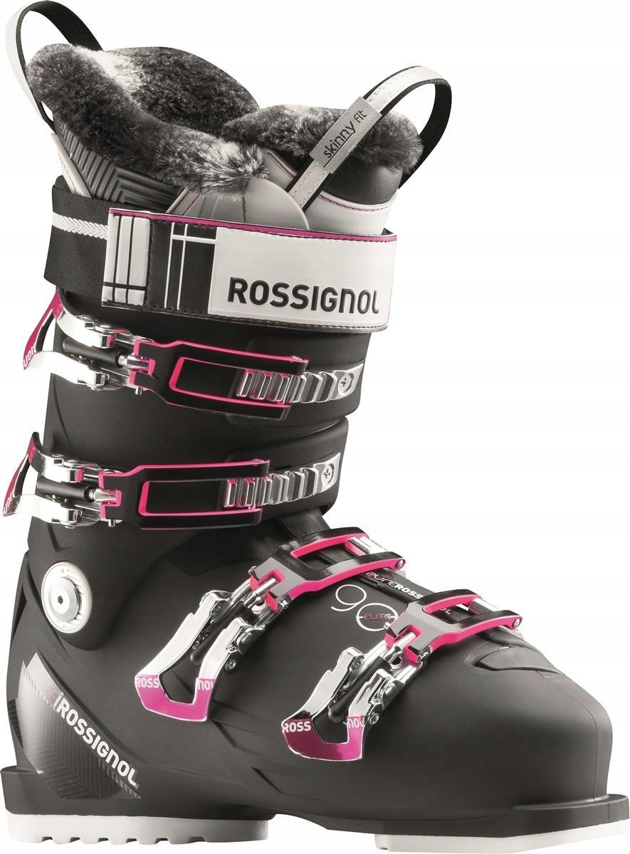 Rossignol Buty narciarskie Pure Pro 100 czarne 20172018