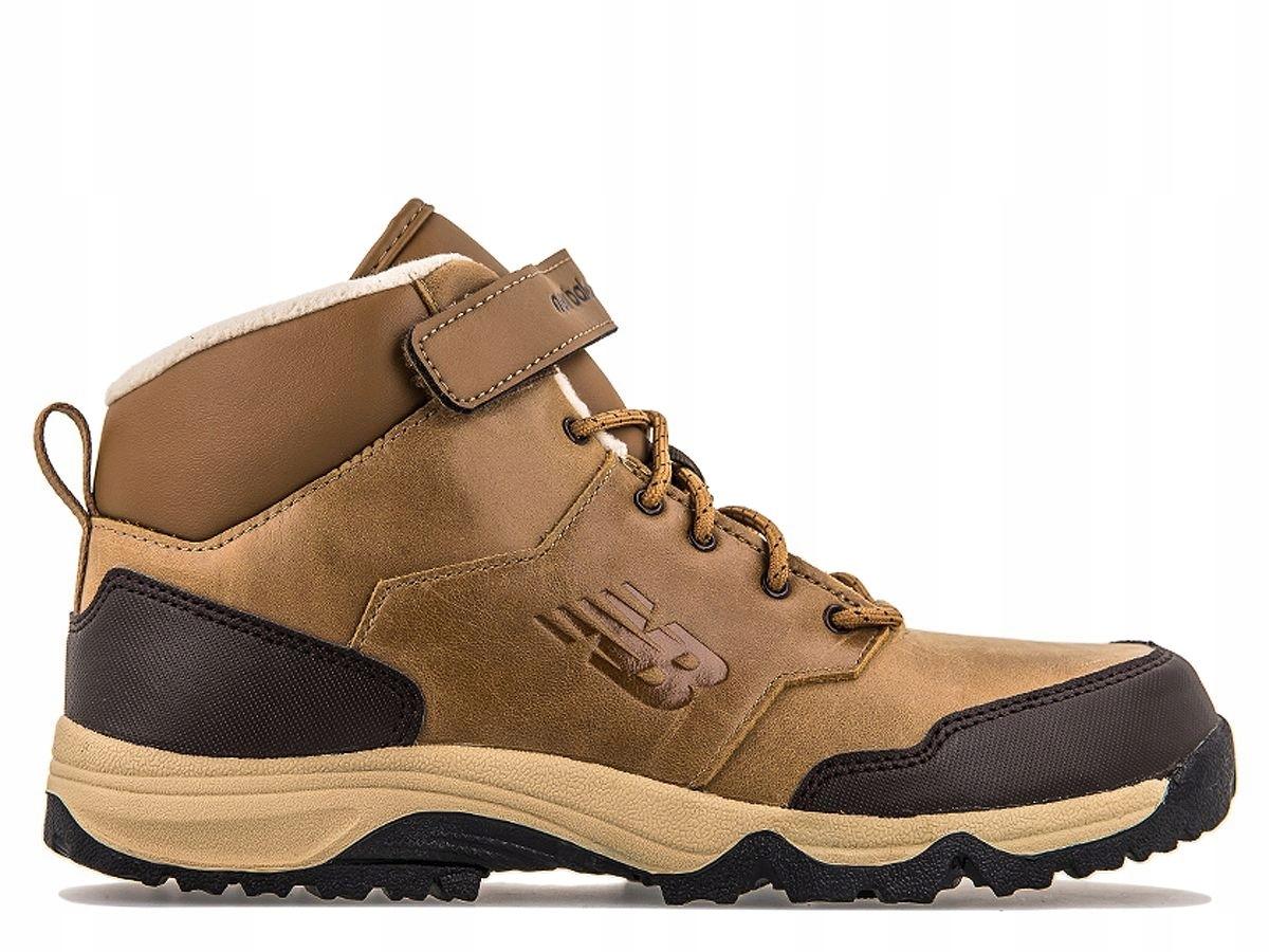 65f273ede29cc New Balance Młodzieżowe buty zimowe KV754KHY -38,5 - 7570155647 - oficjalne  archiwum allegro