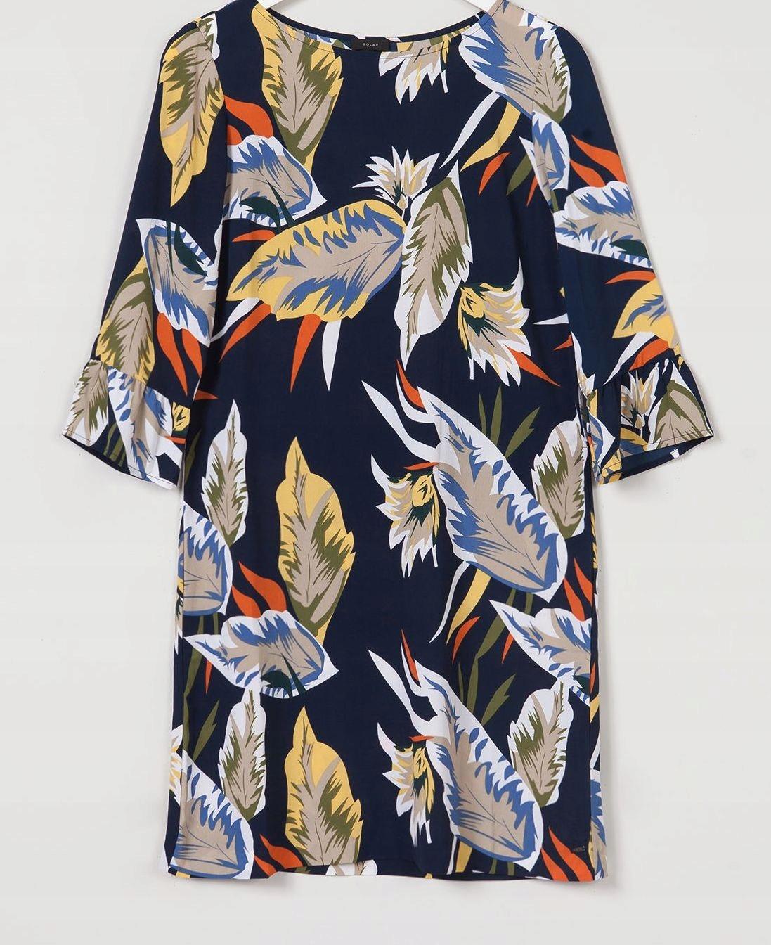 594895d8 Sukienka Solar r. 36 nowa kolekcja jesień 2018 - 7659676578 ...