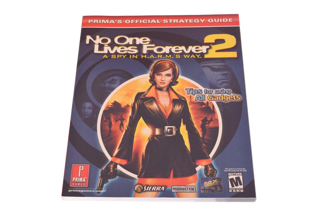 NO ONE LIVES FOREVER 2 | PORADNIK PRIMA