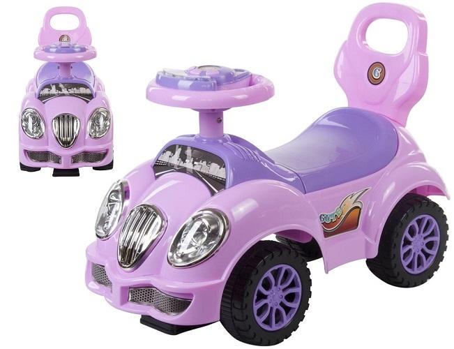 Modne ubrania Jeździk autko dla dziewczynki pchaczyk dla dziecka - 7262532115 AI61