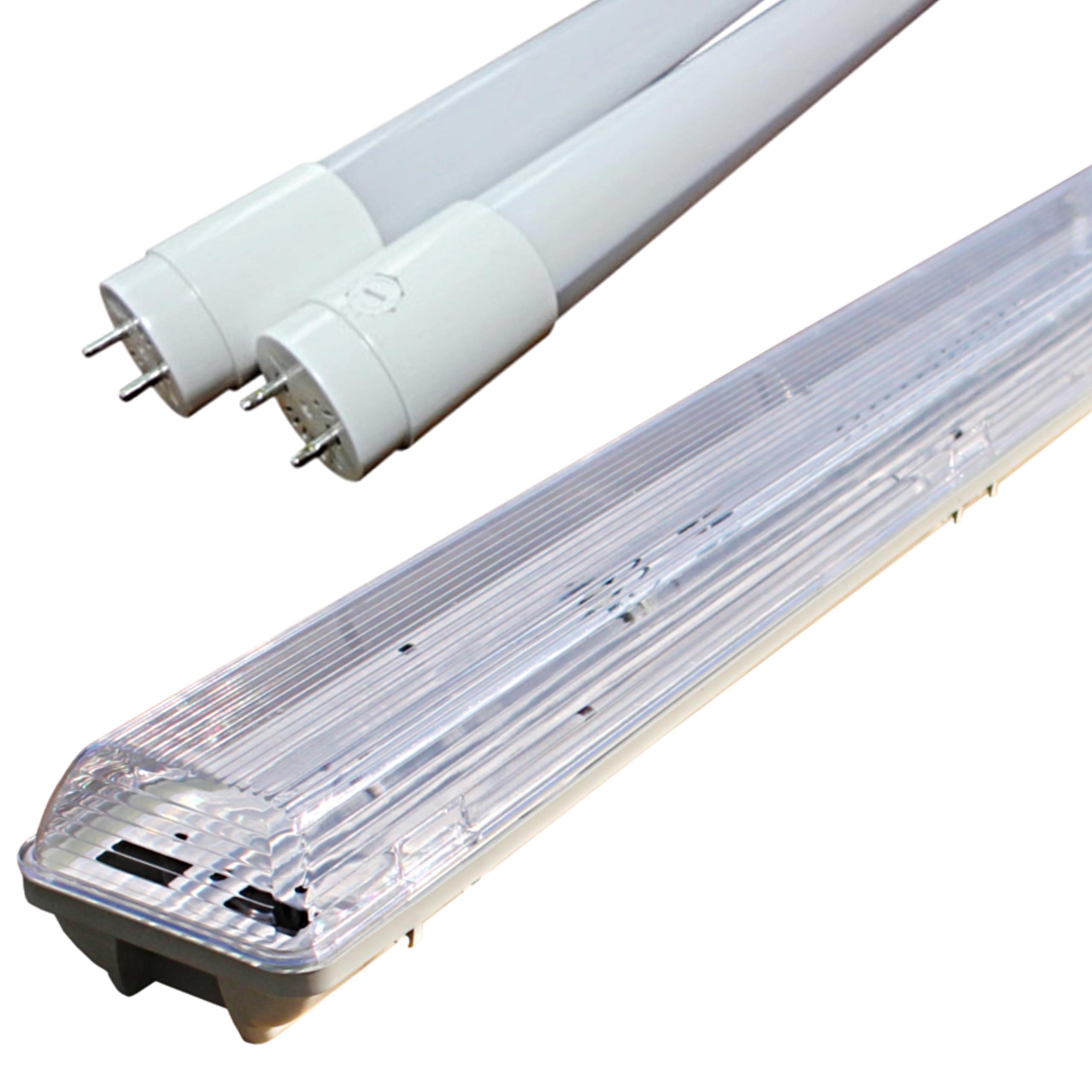 Lampy Hermetyczne Led Oświetlenie Przemysłowe Led