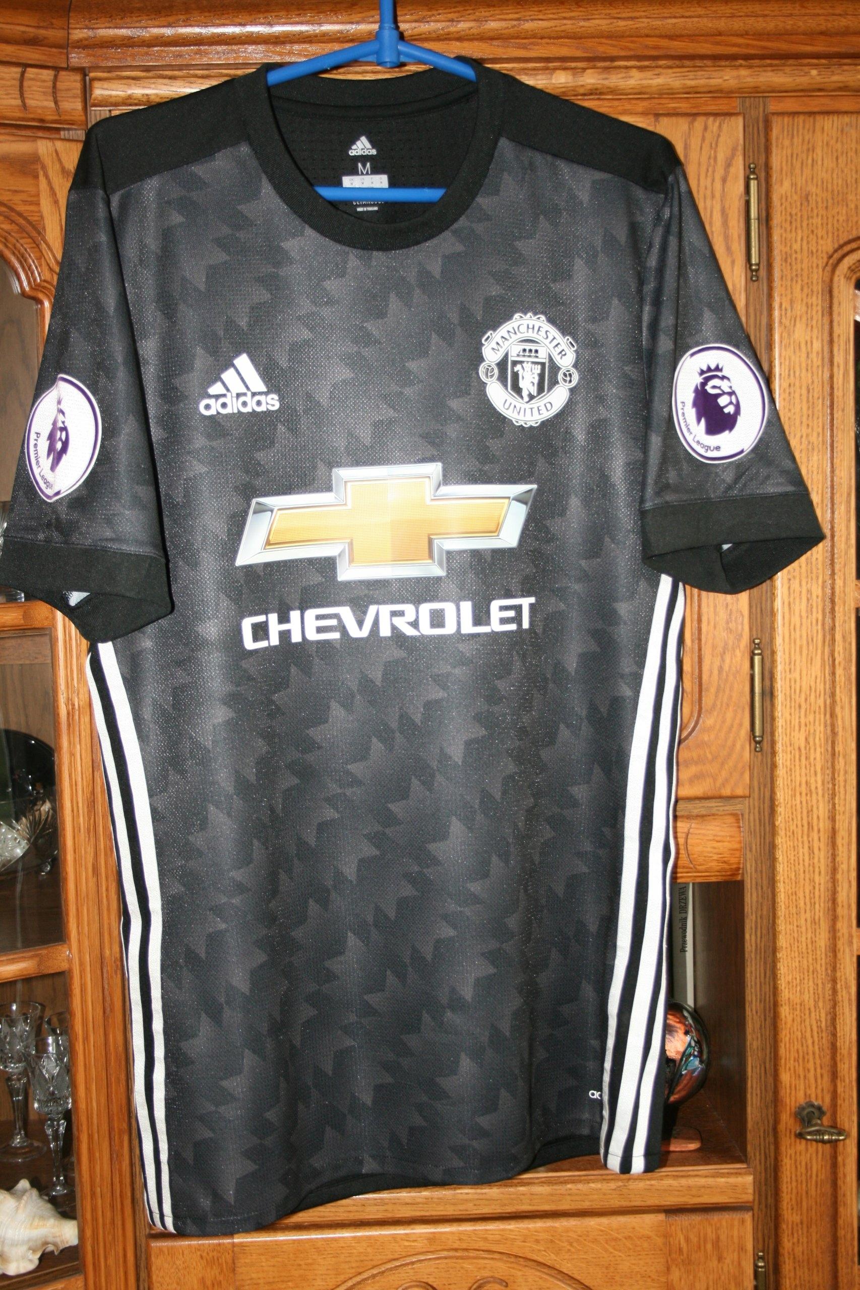 Koszulka Manchester United Authentic 201718 r. M