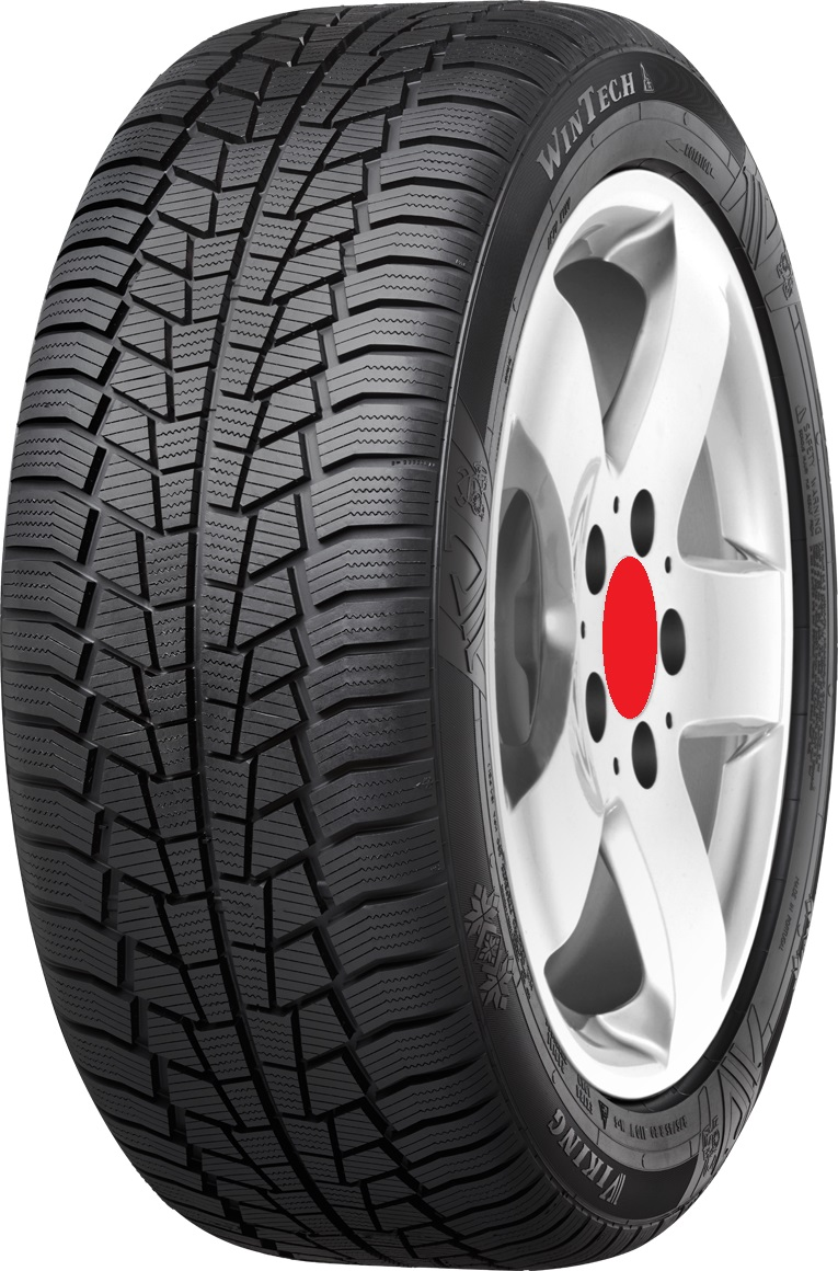 4x Viking WinTech 245/45R18 100V FR XL