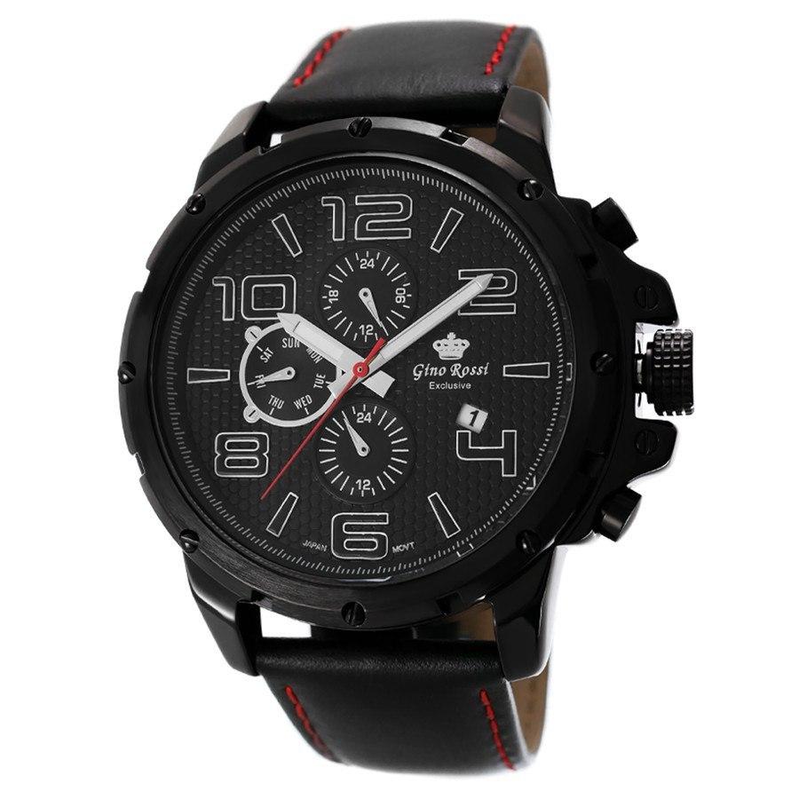 e2e97bc5cfd12 Zegarek Męski Gino Rossi ZORTA PASEK NOWY GW - 7645580072 ...