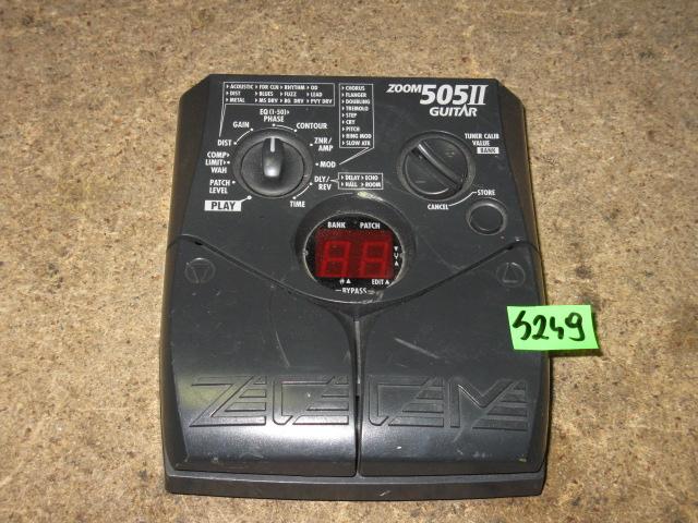 KONTROLER NOŻNY ZOOM 505 II GUITAR - NR S249
