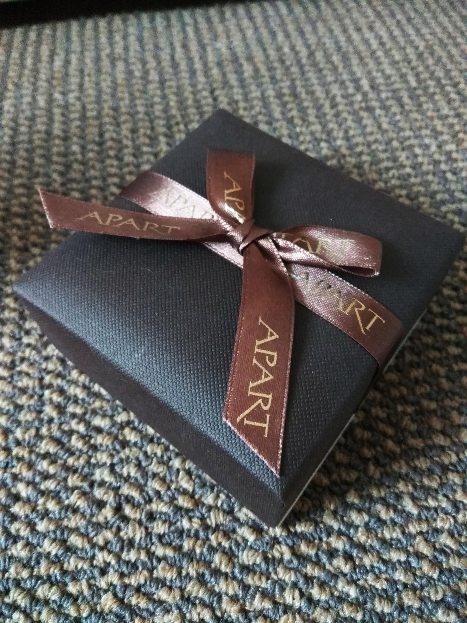 f438a8c8ffbf09 APART Pudełko na biżuterię 8,5 x 8,5cm - 7703009778 - oficjalne ...