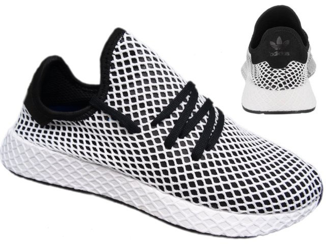 innovative design ac4d6 1beb7 CQ2626 BUTY ADIDAS DEERUPT RUNNER roz 44 23