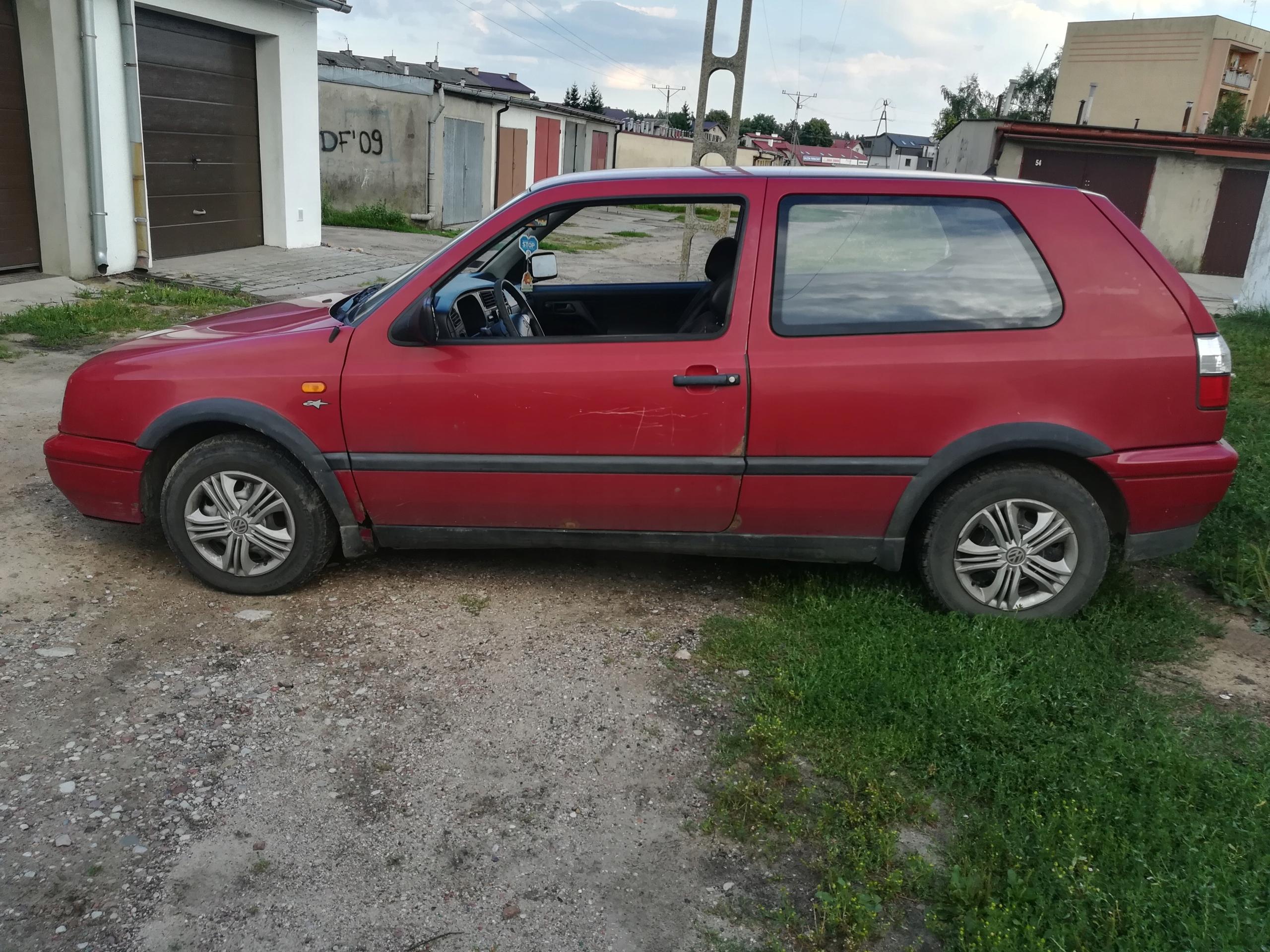 Volkswagen golf III 1.6 1996r