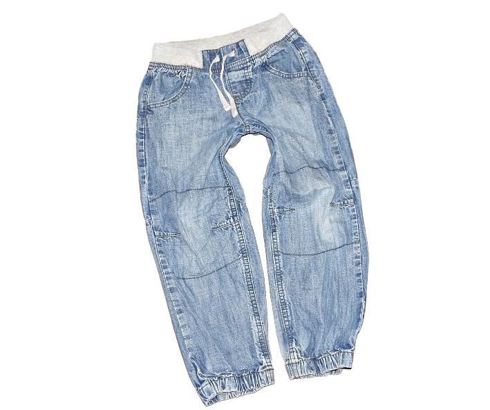 e4e9bf05f39214 NAME IT spodnie jeansowe dżinsy PUMPY 104-110 - 6967264293 ...
