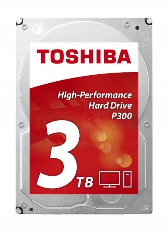 "HDD P300 3TB 3.5"" S3 7200rpm 64MB bulk"