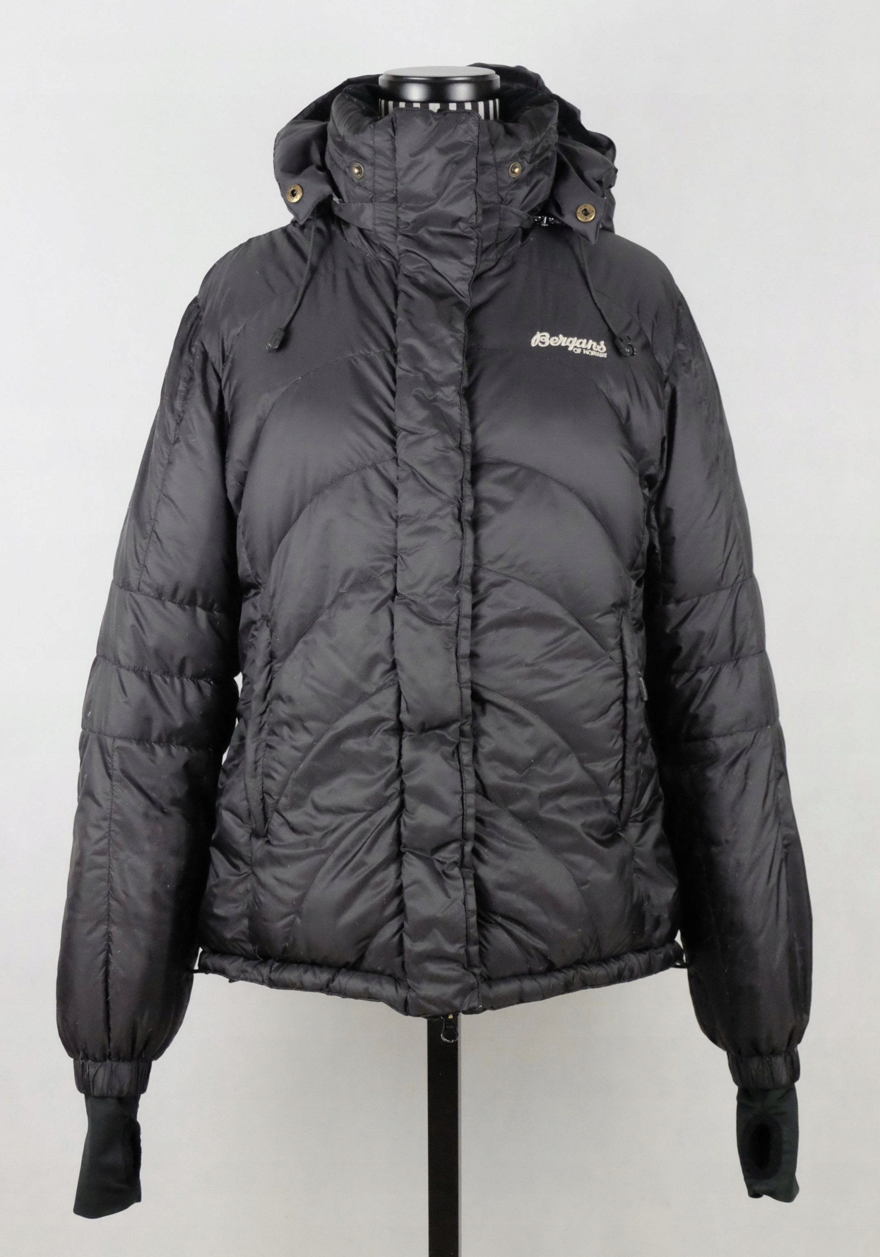 BERGANS Short Down Jacket Lady kurtka puch S