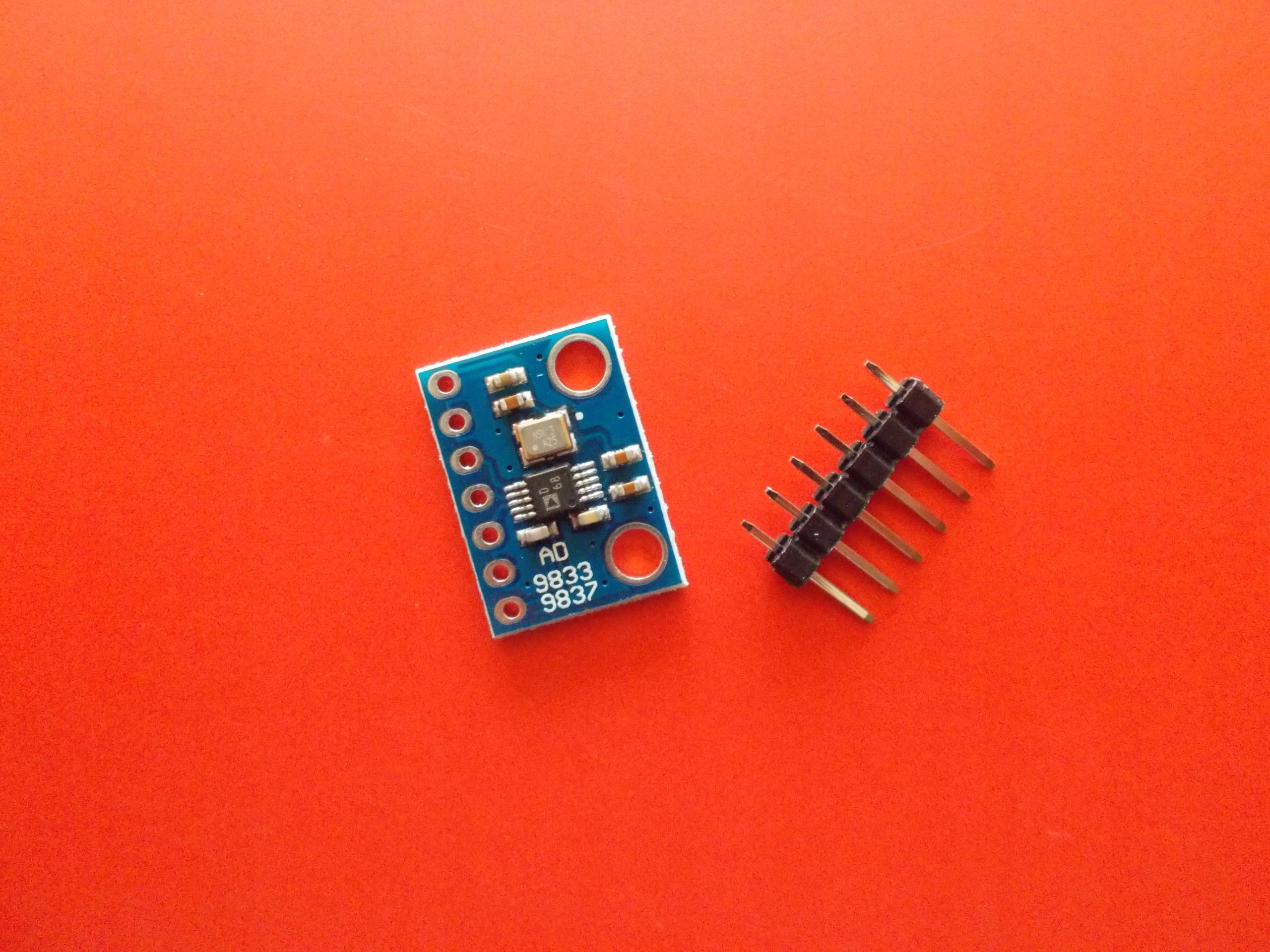 Generator DDS AD9833 - AVR, Arduino, PIC, STM32 - 7485910161