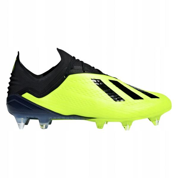 wielka wyprzedaż uk szczegóły dla na stopach zdjęcia Buty mixy adidas X 18.1 SG DB2259 r. 46 - 7636562107 ...