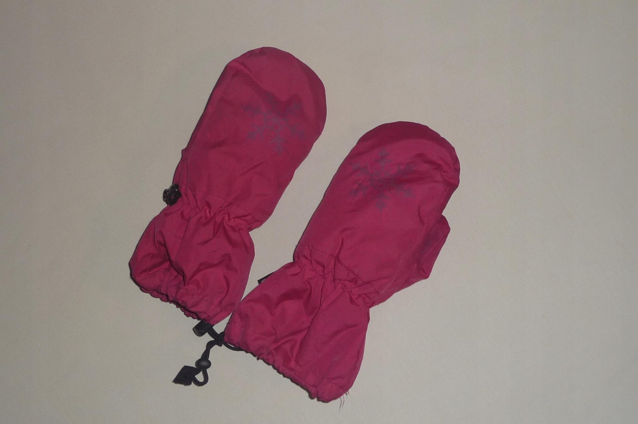 H&M rękawiczki zimowe Thinsulate 40g 3-4 lata