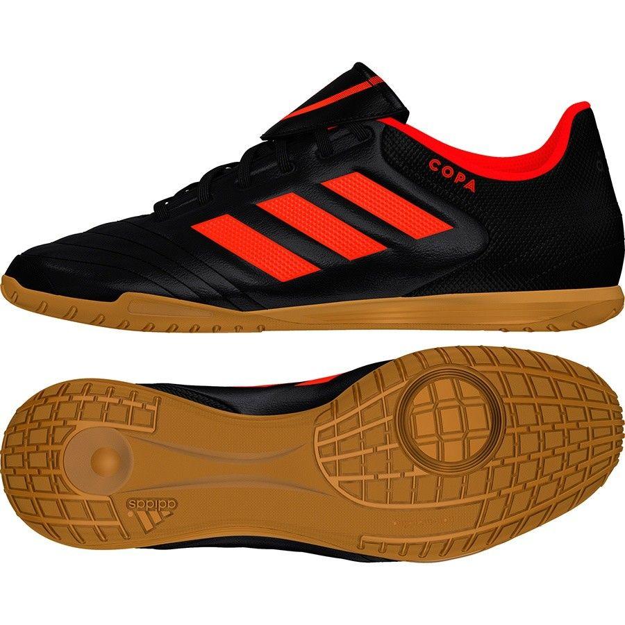 Buty Halowe adidas Copa 19.4 Halówki czarne 44
