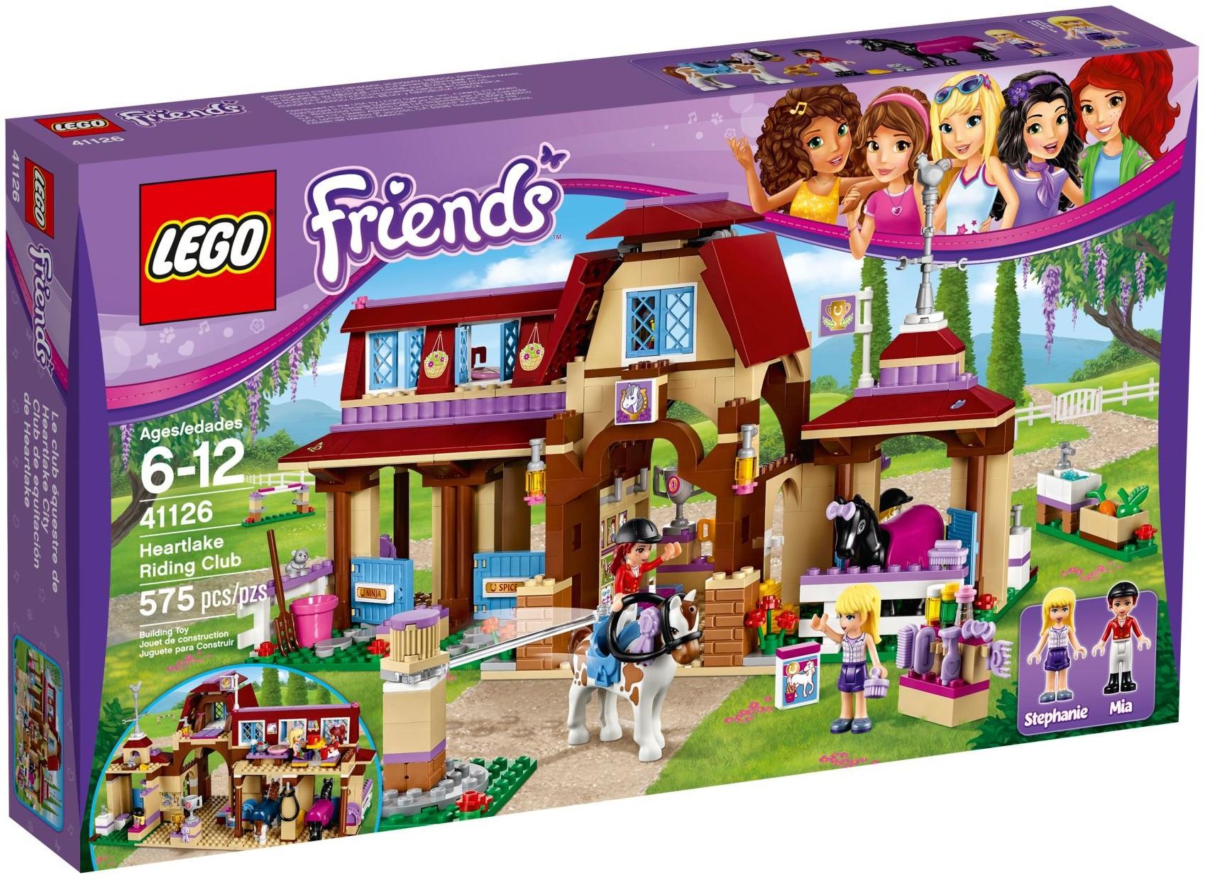 Lego Friends 41126 Klub Jeździecki Warszawa 7175575443 Oficjalne