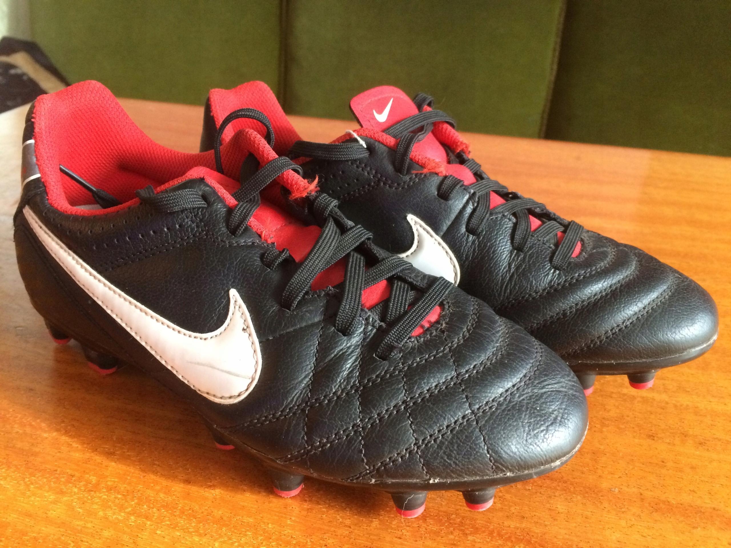 7ba69edee Korki Nike TIEMPO Jr. Support 34, 21,5 cm - 7566836705 - oficjalne ...
